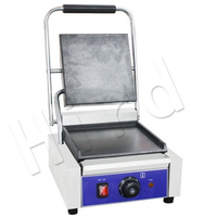 DG-811 electric contact grill