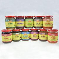 Chinese Condiment Sauces for Foods Seasoning Hot-Sale