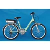 mid drive electric bicycle