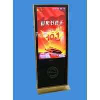 55inch indoor floor standing advertising player, digital signage display