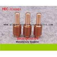 Silver Electrode 220971 Hypertherm PowerMax 125 Consumables for PowerMax125 thumbnail image