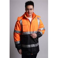 Wholesale new style winter reflective jacket