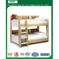 Simple Cheap hot sales Children bunk bed make by Guangzhou factory