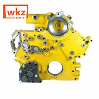 Hot Sale E320C E320 E320B E320D Oil Pump with Inner Cooler