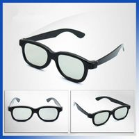 Newly Circular Polarized 3D glasses for cinema home 3D movies thumbnail image