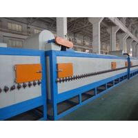 NBR/PVC foam hose/tube production line