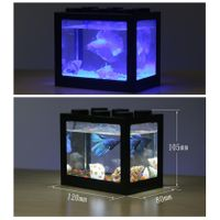 Top Quality and Best Selling Decorative Aquarium, Clear Acrylic Fish Tank wholesales thumbnail image