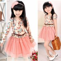 Cheap china wholesale kids clothing girls' dress kid clothes mix order wholesale thumbnail image