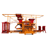 FIXED BLOCK MAKING MACHINE ON WOOD PALLETS MODEL: M53