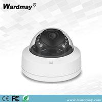 Vandalproof Metal IR Dome H. 265 Indoor 3.0MP CCTV Outdoor P2p IP Camera
