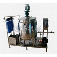 stainless steel reaction vessels for shampoo making thumbnail image