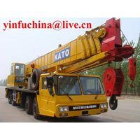 50 tons Kato truck crane thumbnail image