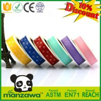 Manzawa custom waterproof washi tape