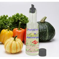 Japan easy to pour eco friendly oil storage bottle for cooking 200ml glass bottle thumbnail image