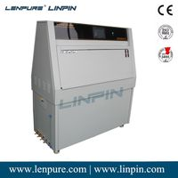 China Lenpure Supplier UV Lamp Accelerated Weathering Test Equipment Price