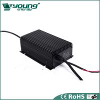 Waterproof on-board 24v 12~15A forklift battery charger