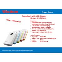 7800mah Powerbank