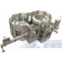 XGF Non-carbonated Drinks Filling Line