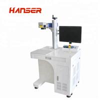 fiber laser marking machine for metal and plastic logo printing thumbnail image
