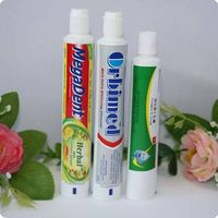 Aluminum Laminated Toothpaste Tube Packaging