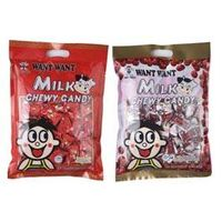 Milk Candy Chewy Candy Soft Candy Chewy Sweet (OEM Available)