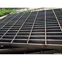 Bar steel grating