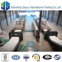 YS-10000T ceramic fiber blanket production line