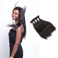 [9A]4 Bundles Brazilian Straight Hair Weave thumbnail image