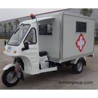 ZR250ZK-JH 250cc closed container box ambulance motor tricycle 2