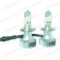 High Brightness LED Auto Headlight (H4-38W COB) thumbnail image