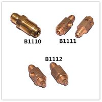 B1110~1112Brass gas pipe connectors / gas pipe fittings / gas hose connecter