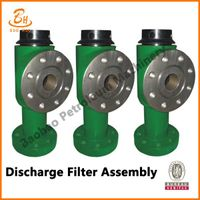 API Standard Discharge Filter Assembly For Mud Pump thumbnail image