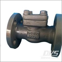 Integral Flanged Swing Check Valves