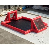 inflatable Sports Game Inflatable Football Field For Exercise thumbnail image