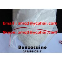 Benzocaine Local Anasthetic Powder 94-09-7 Ethyl 4-Aminobenzoate