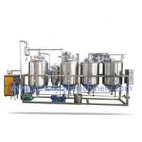 Good quality made in China,Palm Oil Refining Machine