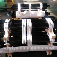Manufacturing Mult-Stage Hydraulic Cylinders for Truck