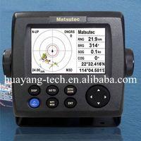 "Matsutec HP-33A 4.3"" marine GPS AIS transponder thumbnail image"