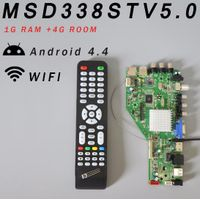 Intelligent Wireless Network TV Driver Board Universal Android LCD Motherboard