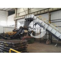 Used Scrap Metal Shredder