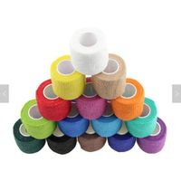 Colorful Sport Non-woven Cohesive Bandage with ISO & CE & FDA thumbnail image