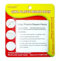 Repair Patch for PVC Inflatable Boats and Rubber Boats