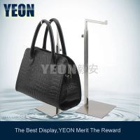 Yeon Fashion Style Metal Adjustable Height Hand Bag Display Stand Holder