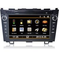 "7"" TFT LCD multimedia car DVD player with GPS/BT/RADIO/USB/3G"