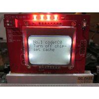 PCI LCD Intelligent Analyzer Card for Desktop thumbnail image