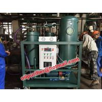 Turbine Oil Purification Systems,Vacuum Turbine Oil Cleaning System, Oil Purifier