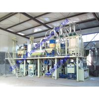 complete sets of maize flour mill machinery