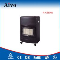 CE Stand living room gas heater , freestanding gas heater , cheap gas heater