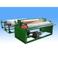Semi-automatic Rewinding Embossing Perforating Toilet Paper Machine/Toilet Roll Machine/Toilet Paper thumbnail image