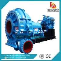 wear resistant sand pump gravel pump for dredging